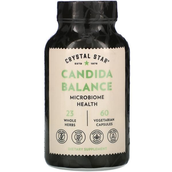 Candida Balance, 60 Vegetarian Capsules