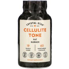 Crystal Star, 針對脂肪團,60 粒素食膠囊