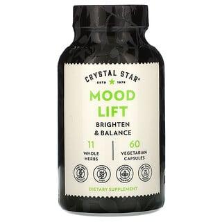 Crystal Star, Aumento del ánimo, 60cápsulas vegetales