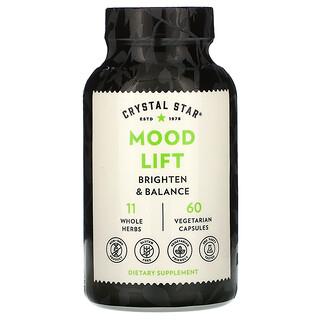 Crystal Star, 心情舒緩,60 粒素食膠囊