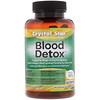 Crystal Star, Blood Detox, 90 Veggie Caps