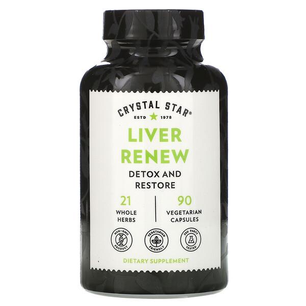 Liver Renew, 90 Vegetarian Capsules