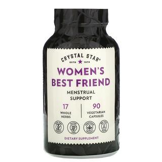 Crystal Star, Le meilleur ami des femmes, 90capsules végétariennes