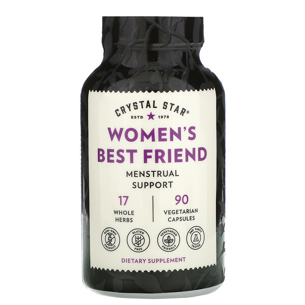 Women's Best Friend, 90 cápsulas vegetales