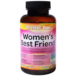 Crystal Star, Women's Best Friend, 60 Veggie Caps