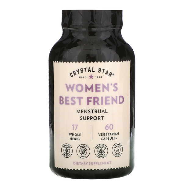 Women's Best Friend, 60 Vegetarian Capsules
