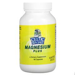 Celtic Sea Salt, Magnesium Plus,90 粒膠囊