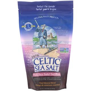 Celtic Sea Salt, Pink Sea Salt, 1 lb (452 g)