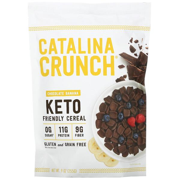 Keto Friendly Cereal, Chocolate Banana, 9 oz (255 g)