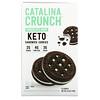 Catalina Crunch, Keto Sandwich Cookies, Chocolate Mint, 16 Cookies, 6.8 oz (193 g)