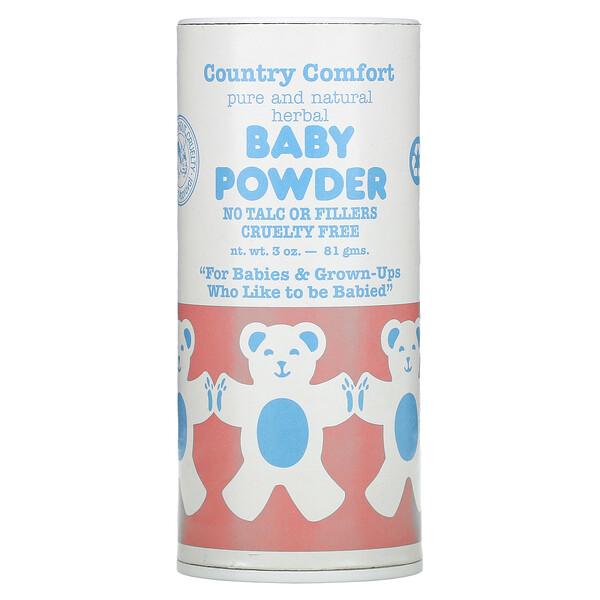 Baby Powder, 3 oz (81 g)