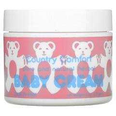 Country Comfort, 嬰兒潤膚霜,2盎司(57克)