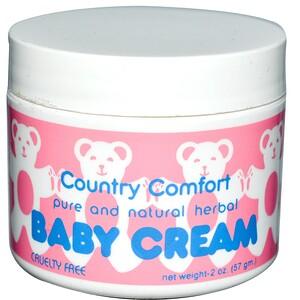 Кантри Комфорт, Baby Cream, 2 oz (57 g) отзывы покупателей