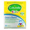 Culturelle, Kids, Grow + Thrive, Probiotics + HMOs & Vitamin D Blend, 1+ Years, 30 Single Serve Packets