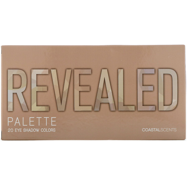 Revealed, Eyeshadow Palette, 1 oz (30 g)
