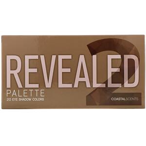 Coastal Scents, Revealed 2, Eyeshadow Palette, 1 oz (30 g) отзывы