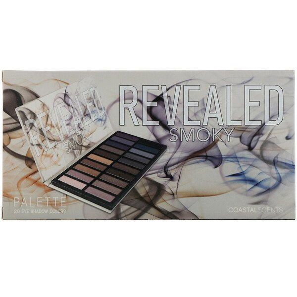 Revealed, Smoky Eyeshadow Palette, 1 oz (30 g)
