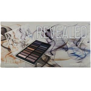 Coastal Scents, Revealed, Smoky Eyeshadow Palette, 1 oz (30 g) отзывы покупателей