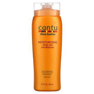 Cantu, Shea Butter, Moisturizing Rinse Out Conditioner, 13.5 fl oz (400 ml)