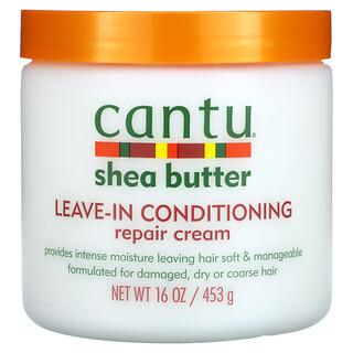 Cantu, Shea Butter, Leave-In Conditioning Repair Cream, 16 oz (453 g)