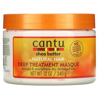 Cantu, Shea Butter for Natural Hair, Deep Treatment Masque, 12 oz (340 g)