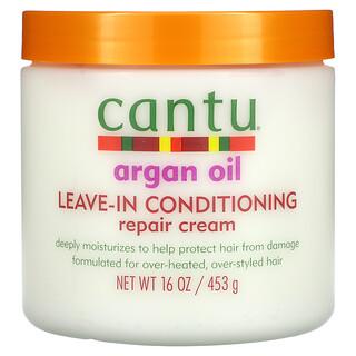 Cantu, Argan Oil, Leave-In Conditioning Repair Cream, 16 oz (453 g)