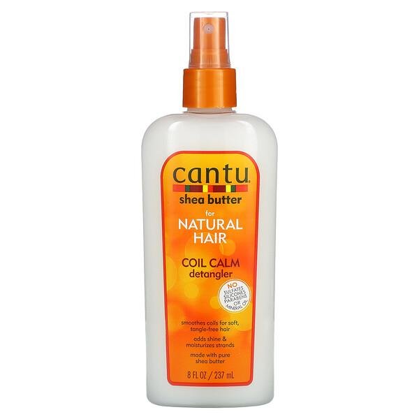 Shea Butter for Natural Hair, Coil Calm Detangler, 8 fl oz (237 ml)