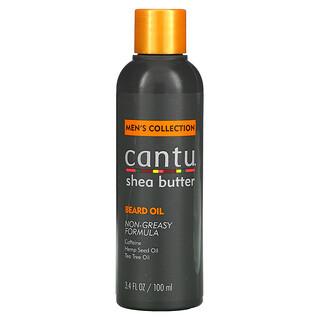 Cantu, Men's Collection, Shea Butter Beard Oil, 3.4 fl oz (100 ml)