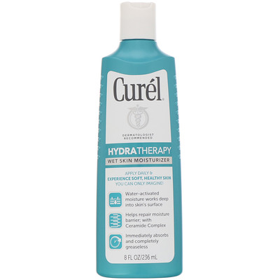 Купить Curel Увлажняющее средство Hydra Therapy для нанесения на влажную кожу, 236мл