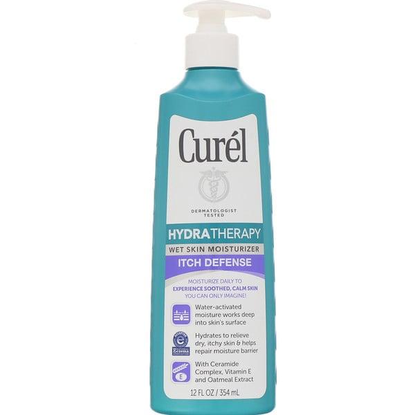 Hydra Therapy, Wet Skin Moisturizer, Itch Defense, 12 fl oz (354 ml)