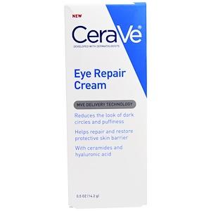 СераВе, Eye Repair Cream, 0.5 oz (14.2 g) отзывы