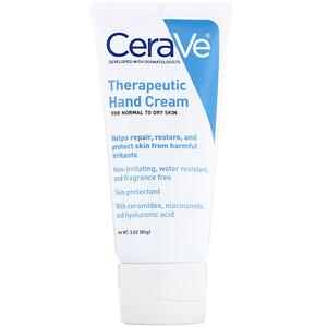 СераВе, Therapeutic Hand Cream, 3 oz (85 g) отзывы