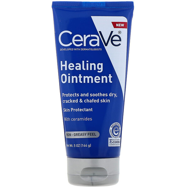 CeraVe, Healing Ointment, 5 oz (144 g) (Discontinued Item)
