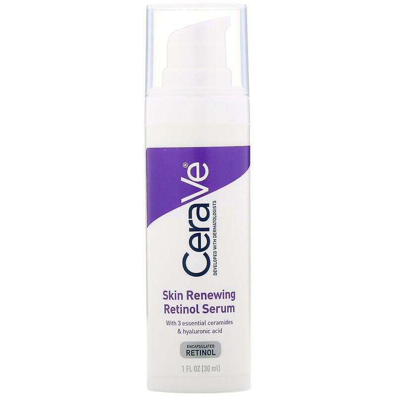CeraVe, A 醇煥顏精華乳,1 液量盎司(30 毫升)
