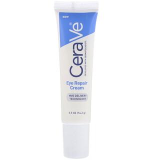 CeraVe, Восстанавливающий крем для кожи вокруг глаз, 14,2г (0,5унции)