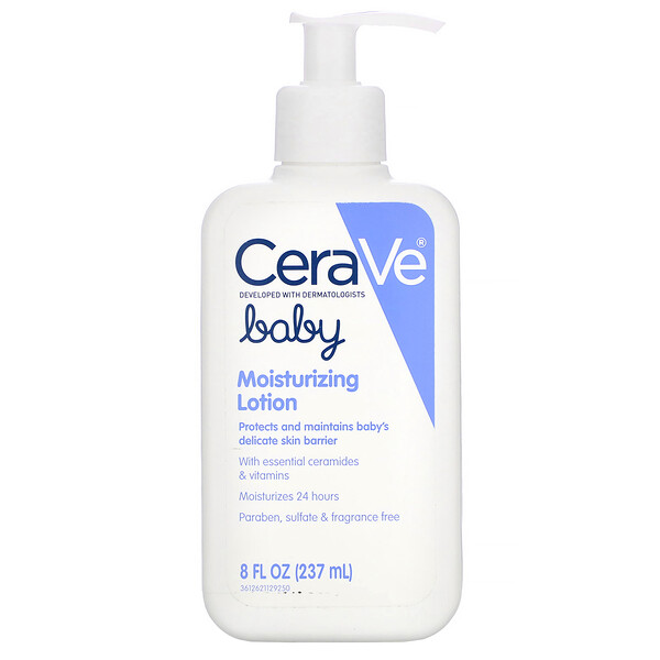 CeraVe, Baby Moisturizing Lotion, 8 fl oz (237 ml)