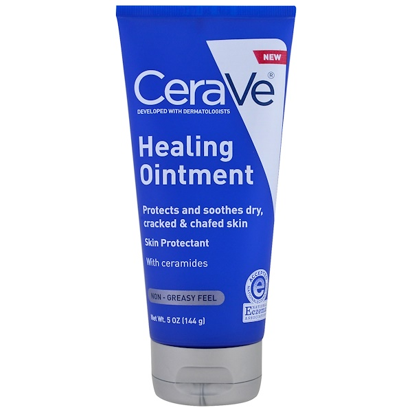CeraVe, ヒーリング軟膏、5 oz (144 g) (Discontinued Item)