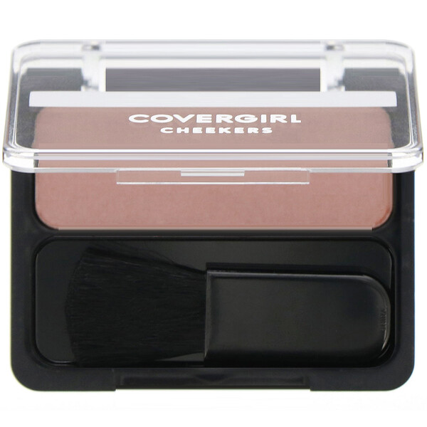 Covergirl, Cheekers, Blush, 183 Natural Twinkle, .12 oz (3 g) (Discontinued Item)