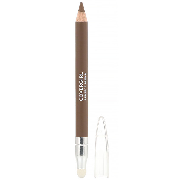 Covergirl, Perfect Blend, Eye Pencil, 130 Smokey Taupe, .03 oz (.85 g) (Discontinued Item)