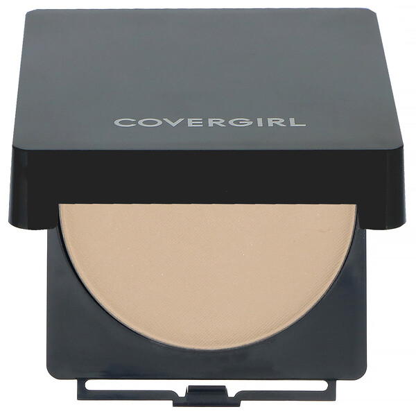 Covergirl, Clean, Powder Foundation, 510 Classic Ivory, .41 oz (11.5 g)