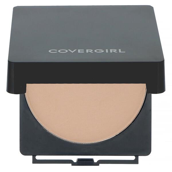 Covergirl, Clean, тональная основа в виде пудры, оттенок 520 «Кремовый натуральный», 11,5г (0,41 унции) (Discontinued Item)