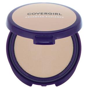 Covergirl, Advanced Radiance, Age-Defying, Pressed Powder, 110 Creamy Natural, 0.39 oz (11 g) отзывы покупателей