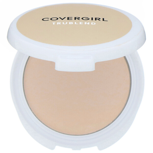 Covergirl, TruBlend, Mineral Pressed Powder, Translucent Light, .39 oz (11 g)