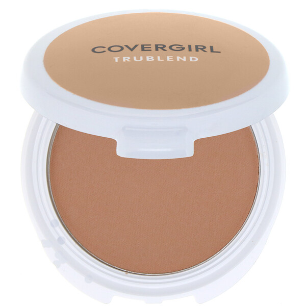 TruBlend, Mineral Pressed Powder, Translucent Honey, .39 oz (11 g)