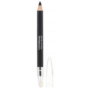 Covergirl, Perfect Blend, Eye Pencil, 100 Basic Black,  .03 oz (.85 g) отзывы покупателей