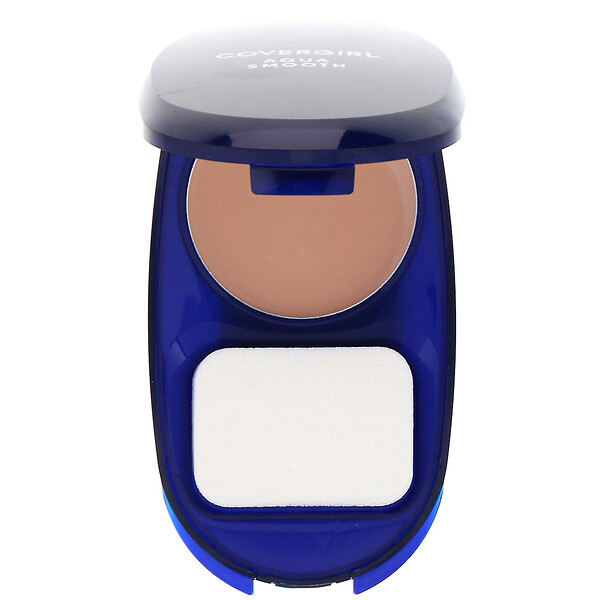 Covergirl, Aqua Smooth, Foundation, SPF 20, 705 Ivory, .4 oz (12 g)