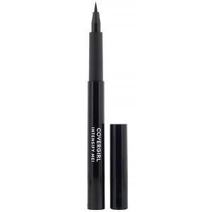 Covergirl, Intensify Me! Liquid Eyeliner, 300 Intense Black, .03 oz (1 ml) отзывы