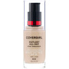 Covergirl, Outlast All-Day Stay Fabulous, 3-in-1 Foundation, 805 Ivory, 1 fl oz (30 ml)