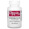 Cardiovascular Research, Forskolina, 60 cápsulas