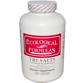 Cardiovascular Research, Tri-Salts, 200 g